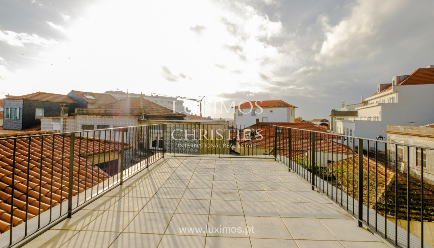 House with river and sea views, for sale, at Foz Velha, Porto, Portugal_158467