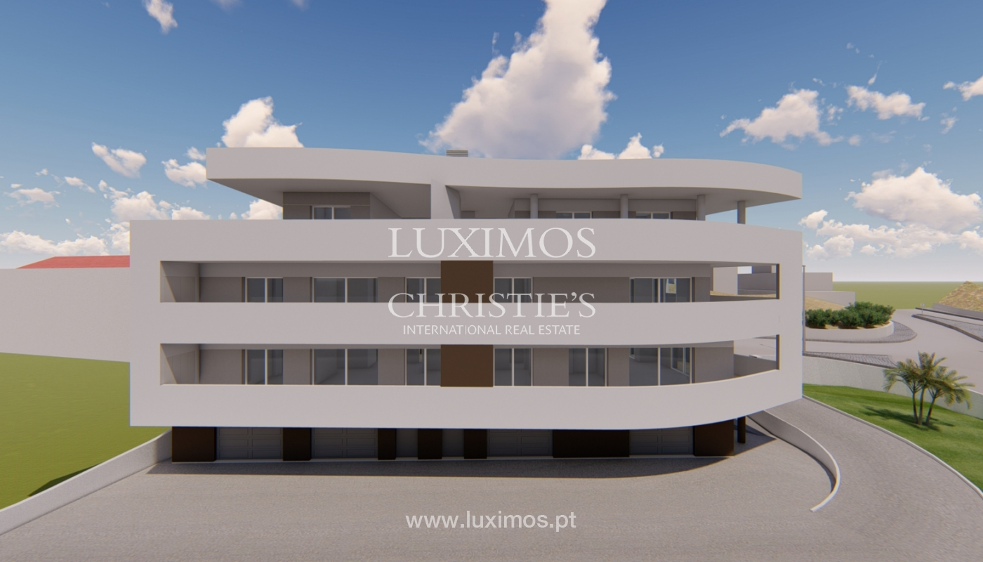 Neue 2-Schlafzimmer-Wohnung, private Wohnanlage, Lagos, Algarve_158558