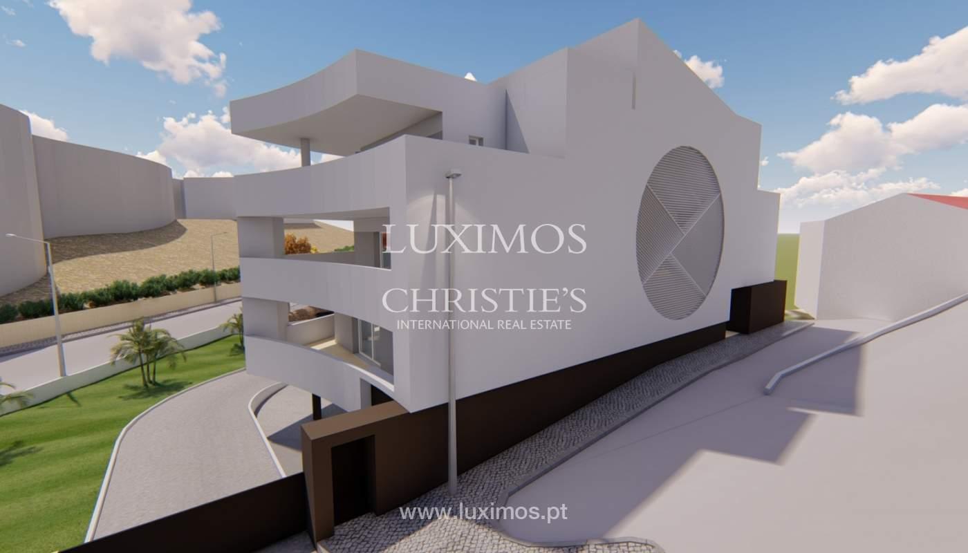 Neue 2-Schlafzimmer-Wohnung, private Wohnanlage, Lagos, Algarve_158563