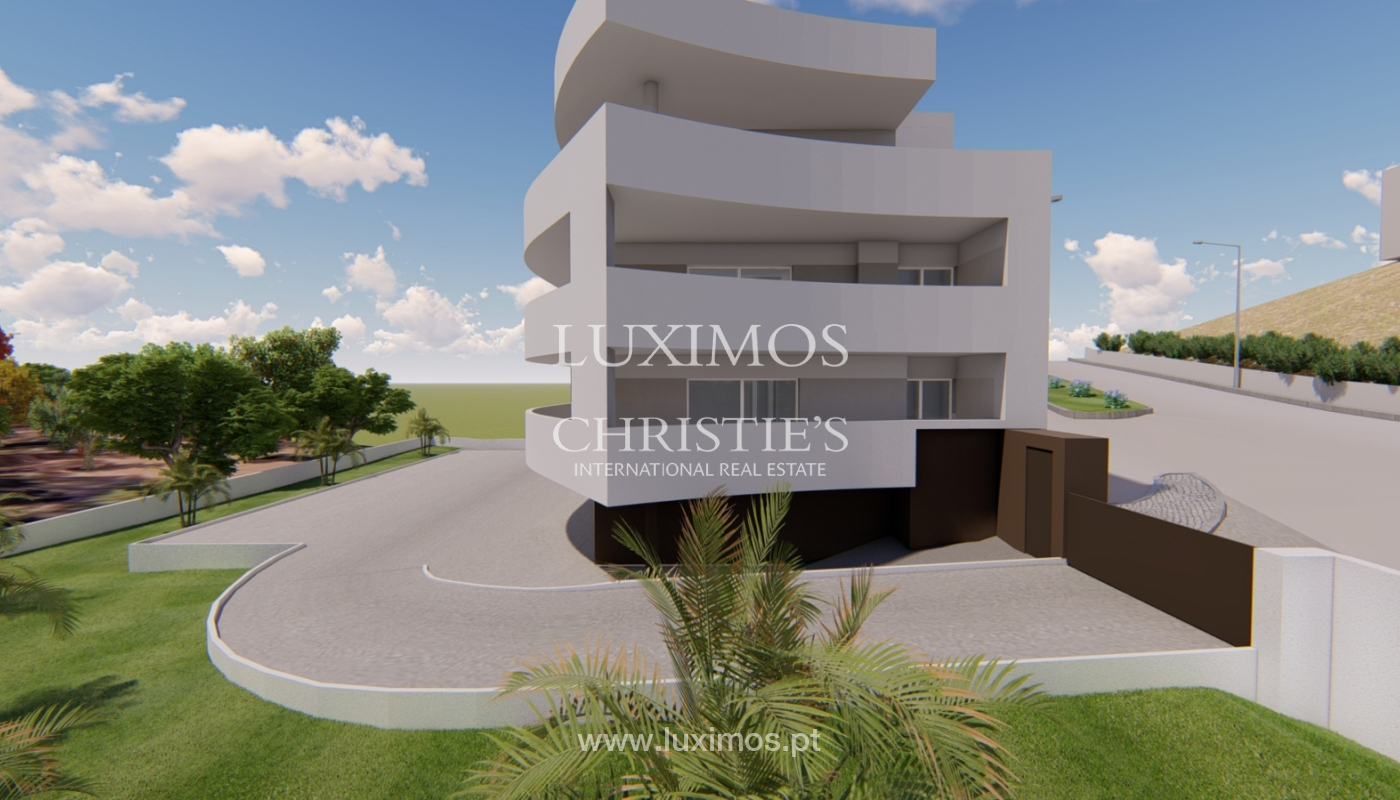 New 2 bedroom apartment, private condominium, Lagos, Algarve_158570