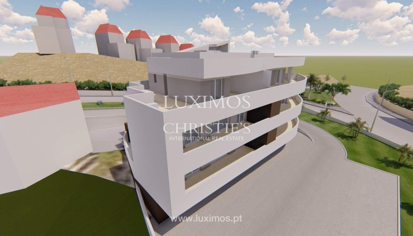 New 3 bedroom apartment, private condominium, Lagos, Algarve_158577