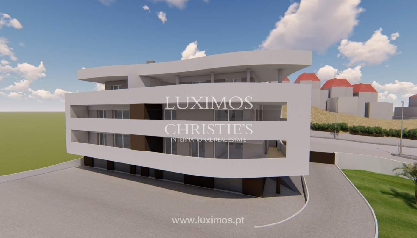 New 3 bedroom apartment, private condominium, Lagos, Algarve_158578