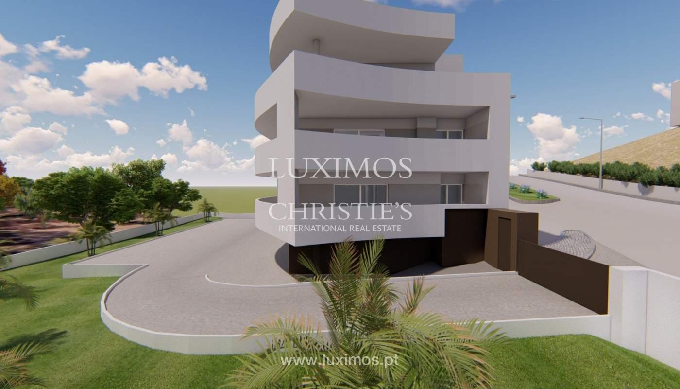 New 3 bedroom apartment, private condominium, Lagos, Algarve_158579