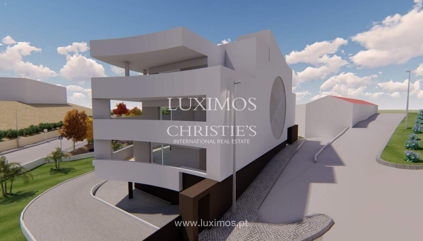 New 3 bedroom apartment, private condominium, Lagos, Algarve_158580