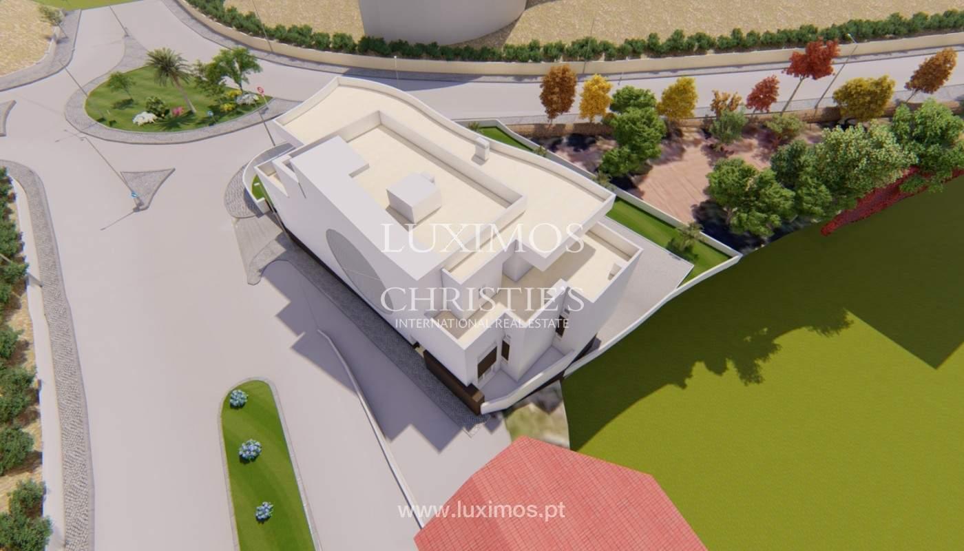 New 3 bedroom apartment, private condominium, Lagos, Algarve_158584
