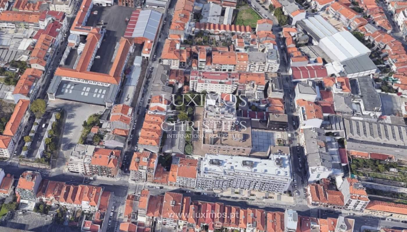 Lote con proyecto aprobado para construcción de edificio, en venta, Porto, Portugal_158626
