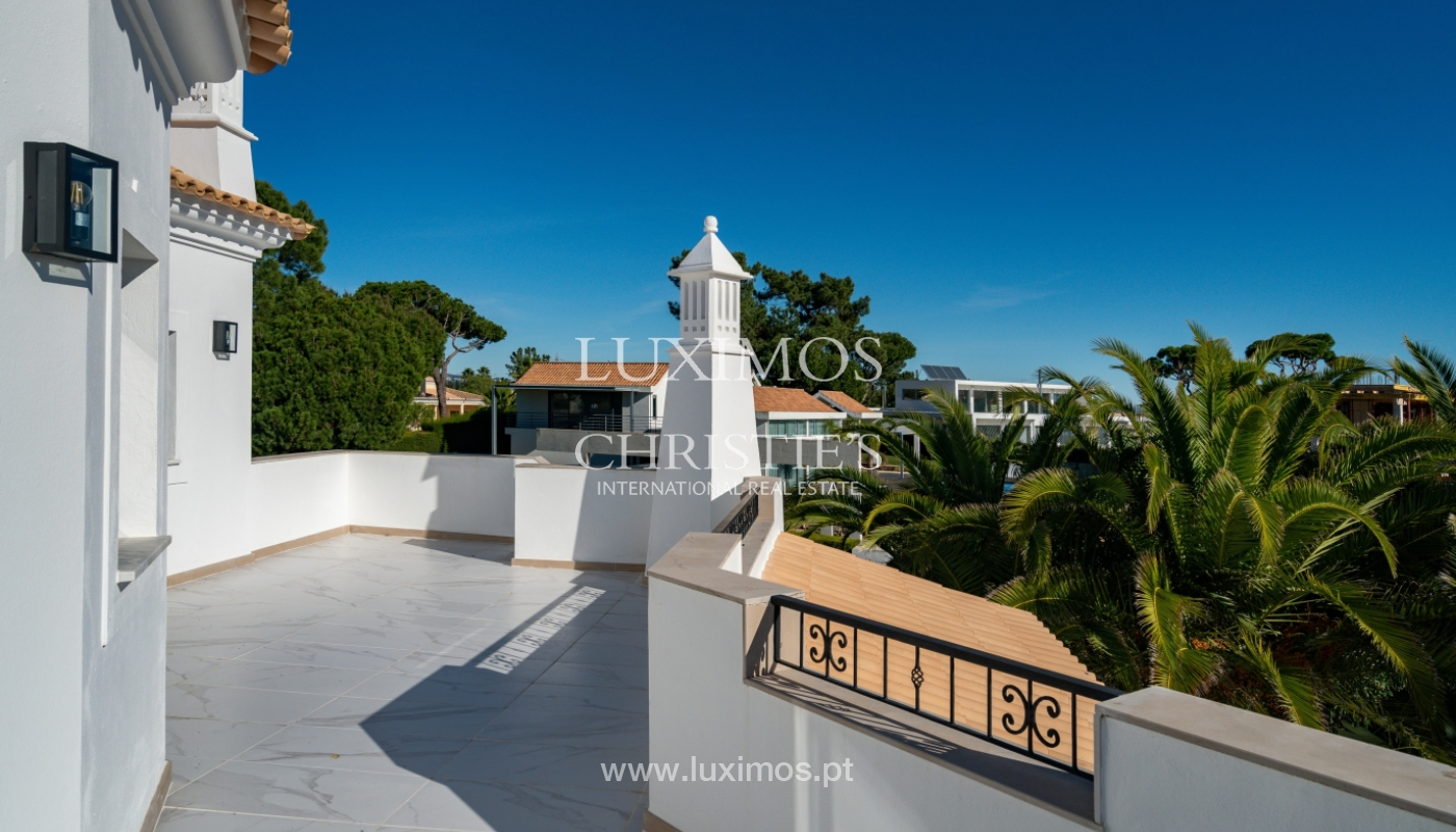 Modern 4 bedroom villa, with swimming pool, Quarteira, Algarve_158673