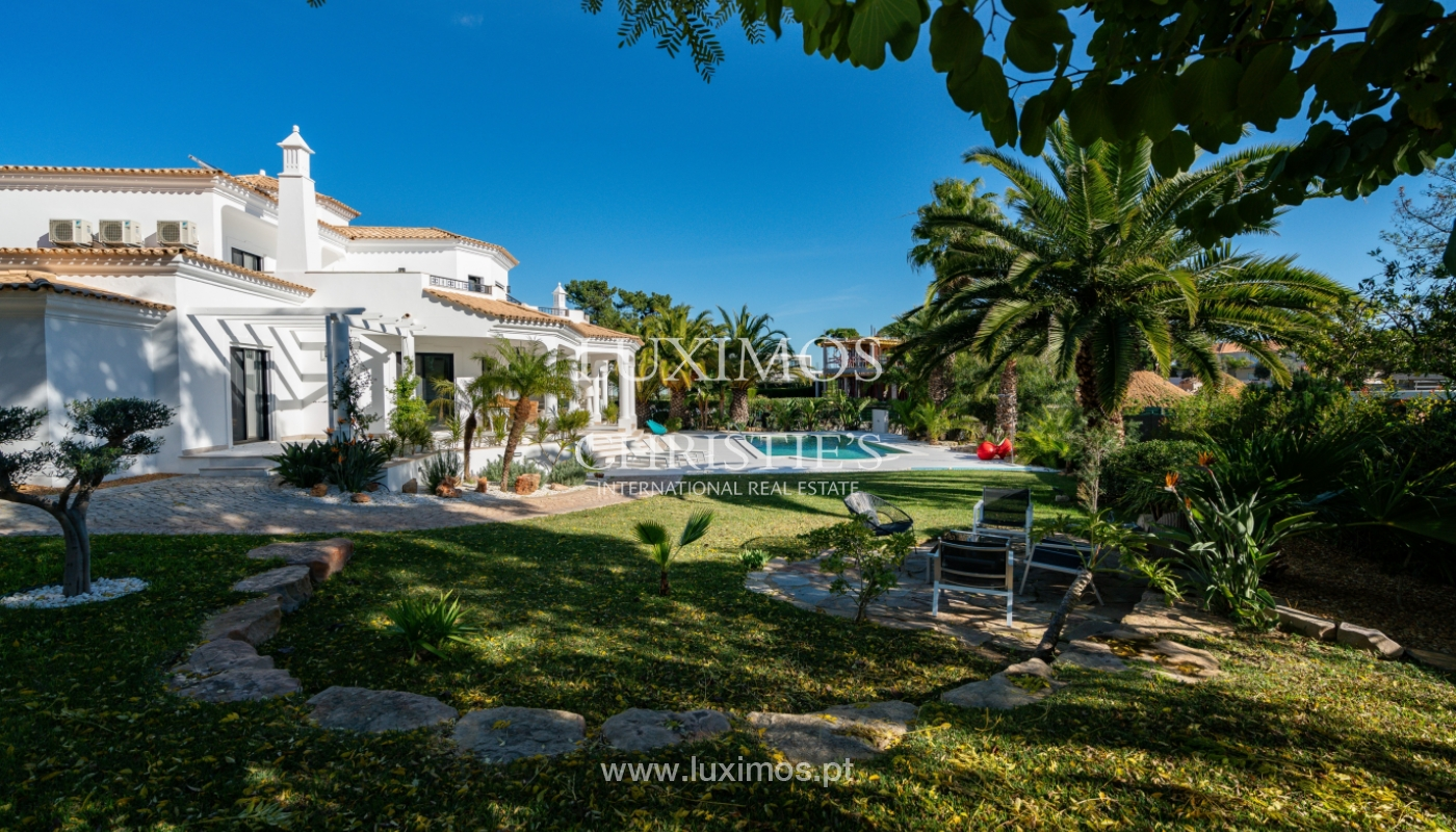 Modern 4 bedroom villa, with swimming pool, Quarteira, Algarve_158688