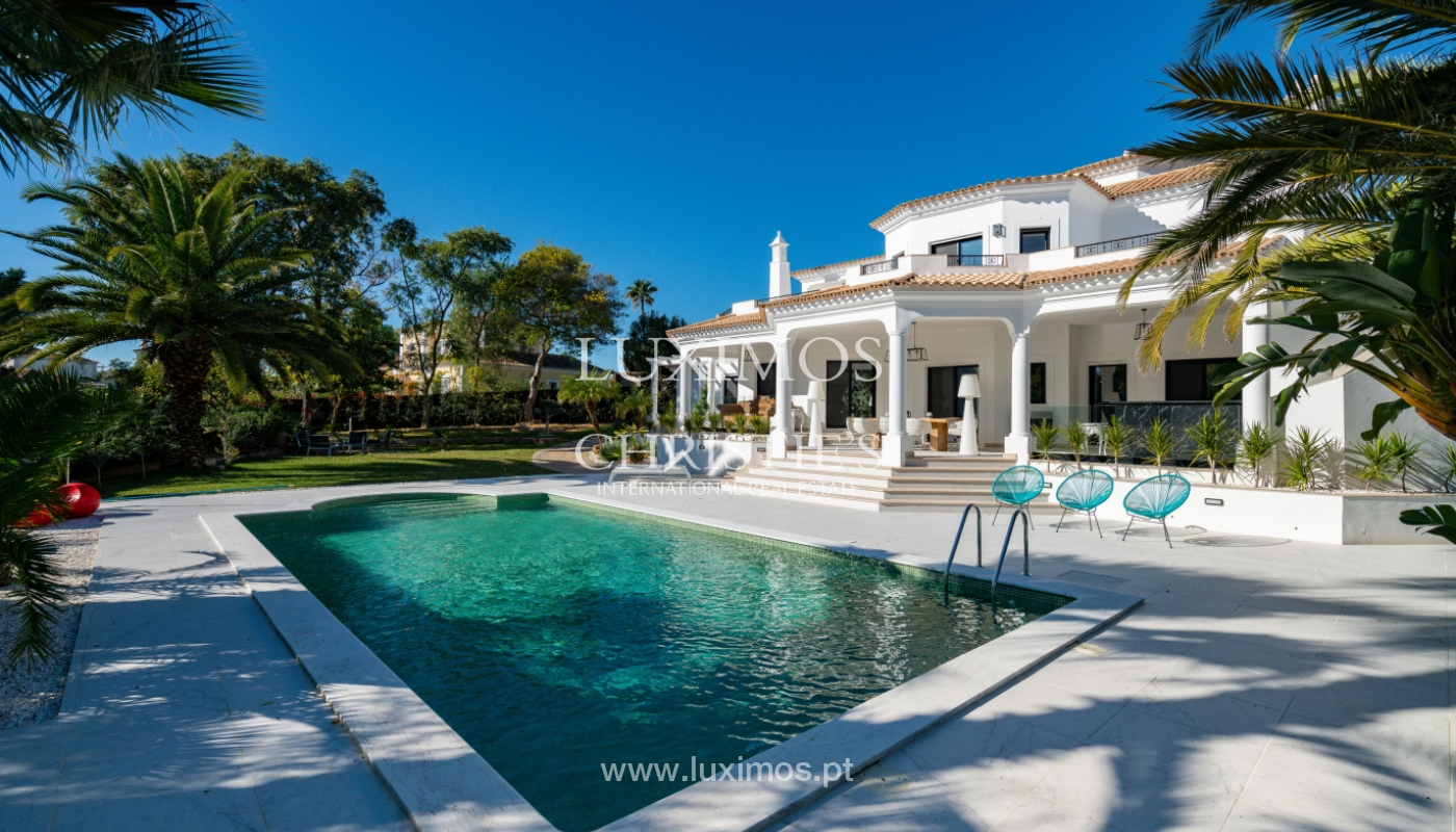 Modern 4 bedroom villa, with swimming pool, Quarteira, Algarve_158689