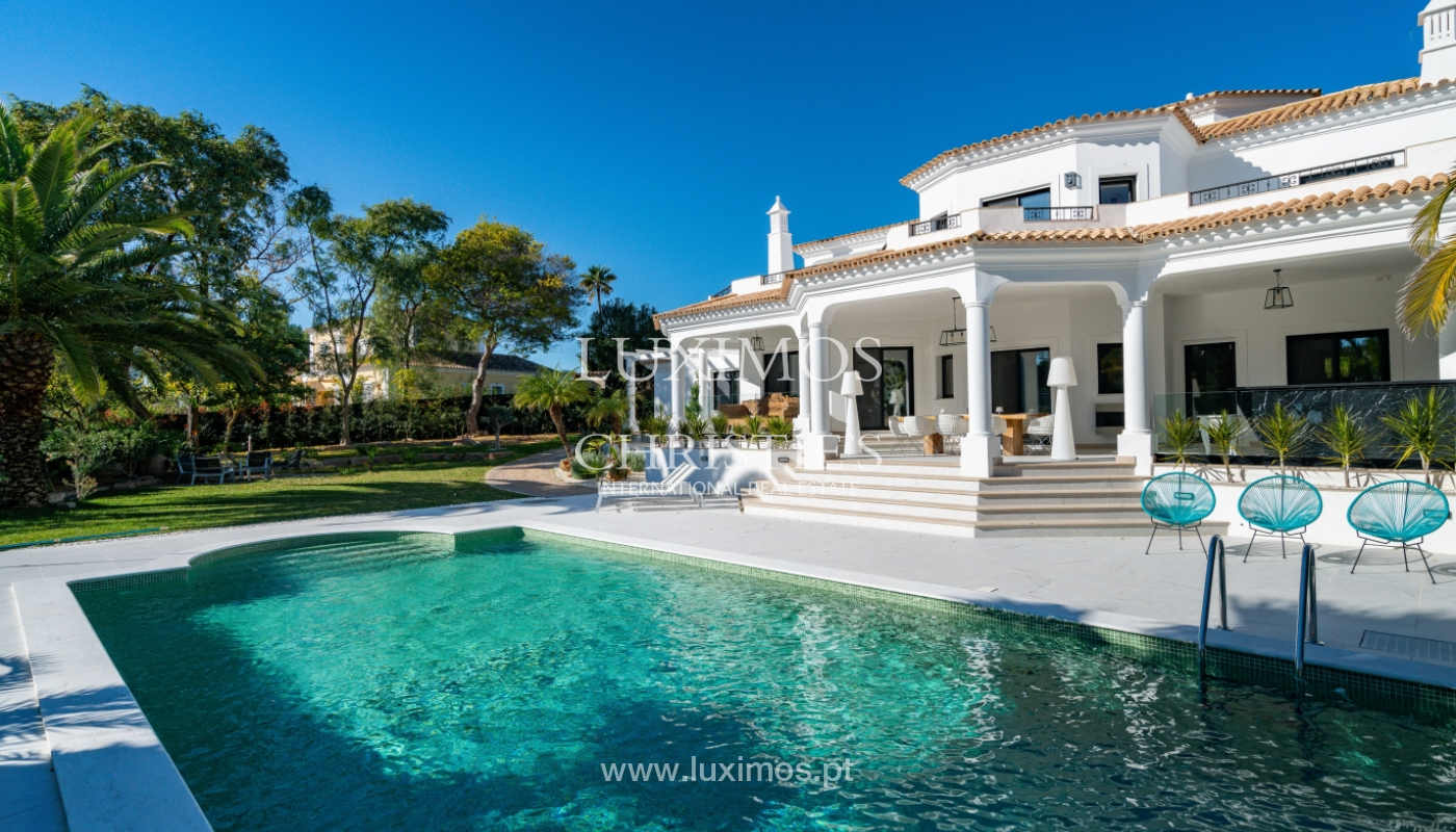 Modern 4 bedroom villa, with swimming pool, Quarteira, Algarve_158690