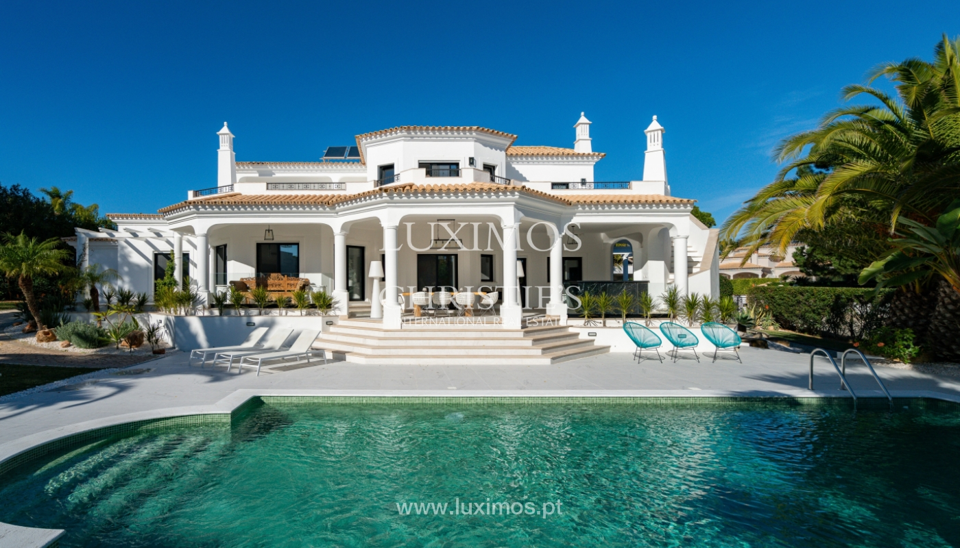 Modern 4 bedroom villa, with swimming pool, Quarteira, Algarve_158693