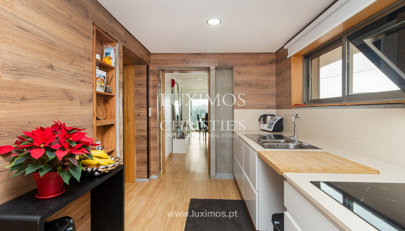 Refurbished house with pool and river views, for sale, in Melres, Porto, Portugal_158768