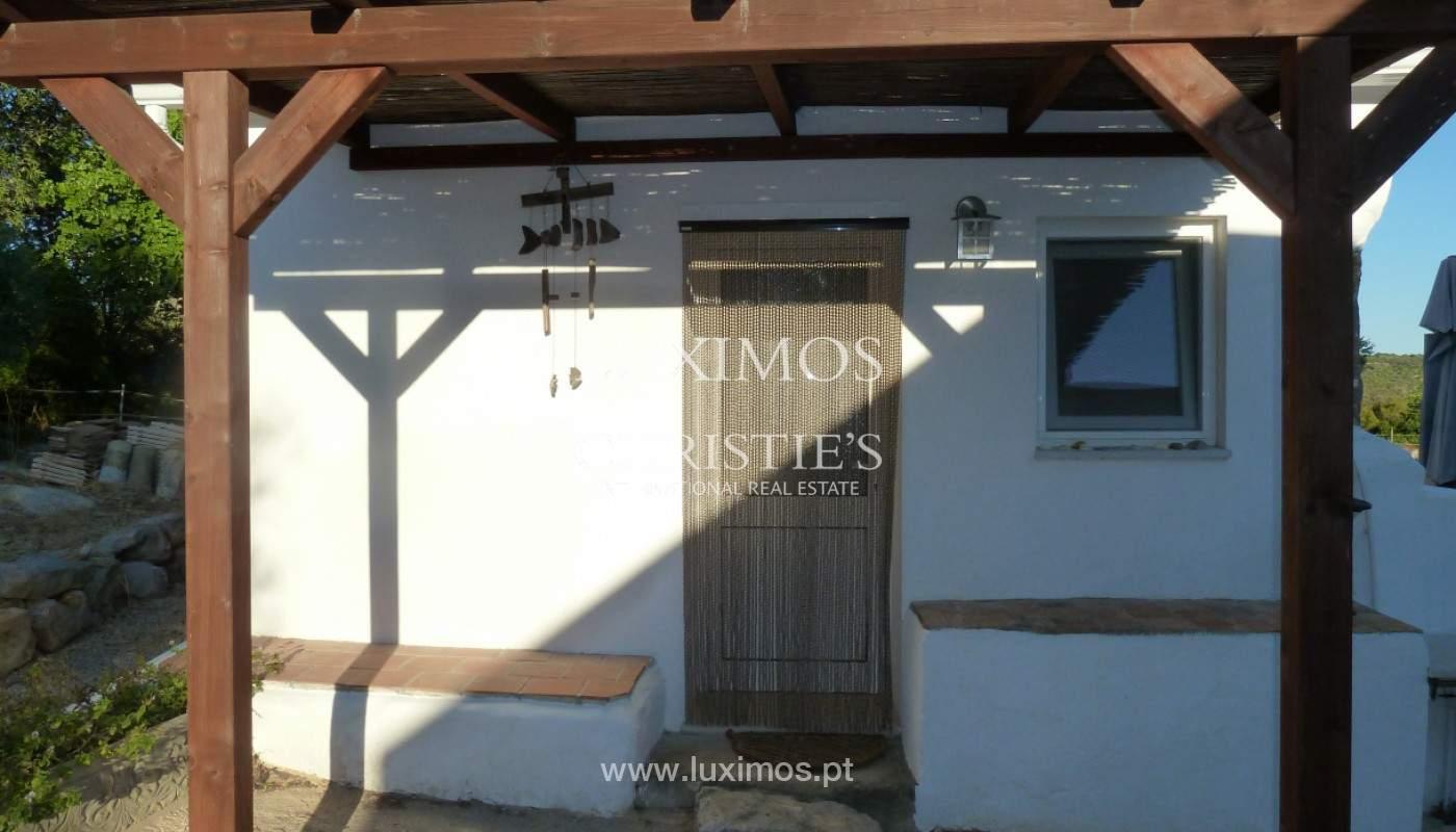 Ferme avec villa et grand terrain, São Brás de Alportel, Algarve_158919