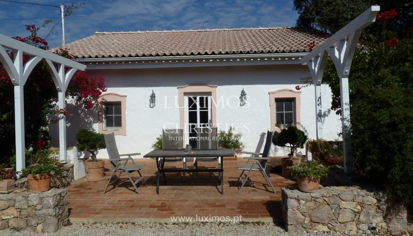 Ferme avec villa et grand terrain, São Brás de Alportel, Algarve_158920