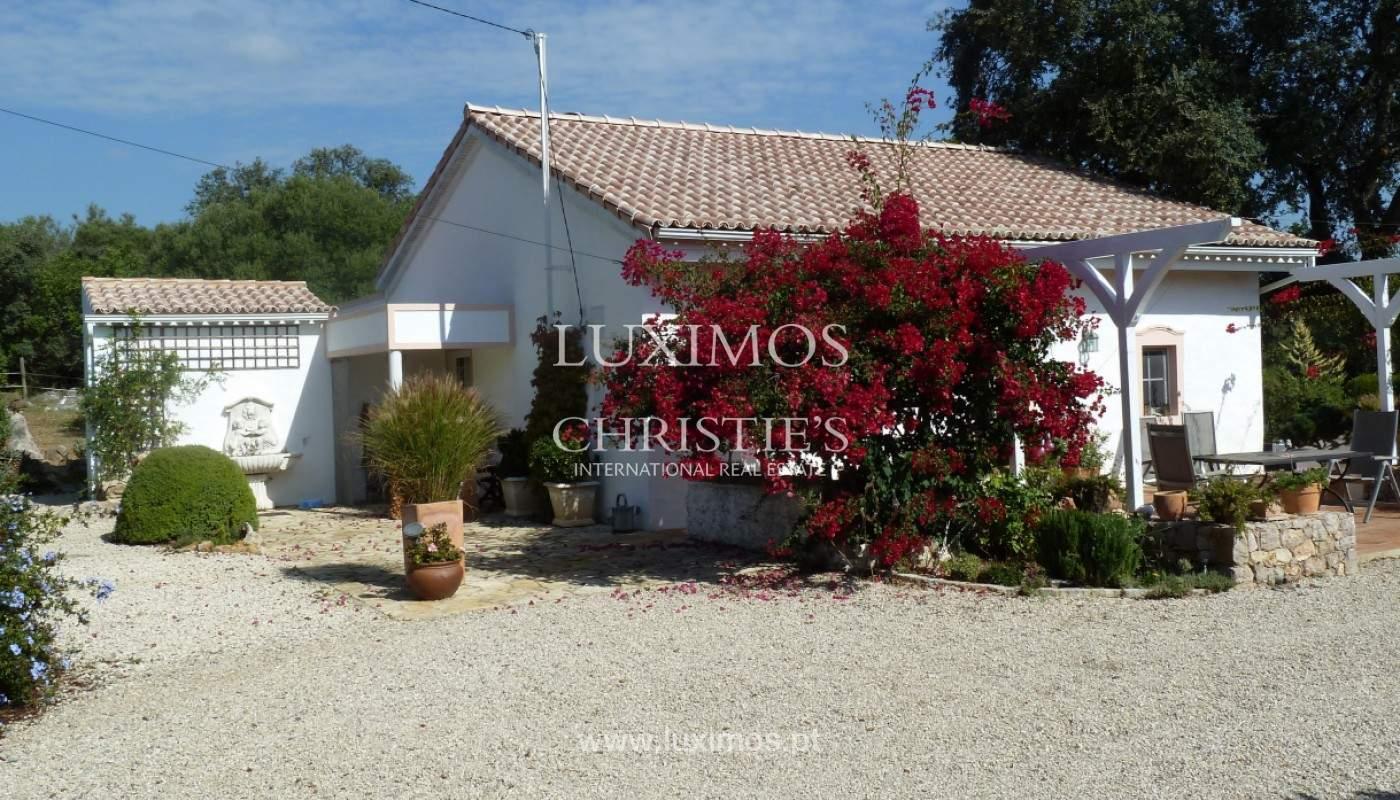 Ferme avec villa et grand terrain, São Brás de Alportel, Algarve_158923