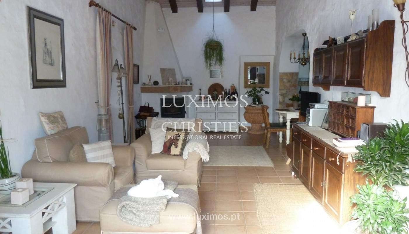 Ferme avec villa et grand terrain, São Brás de Alportel, Algarve_158930