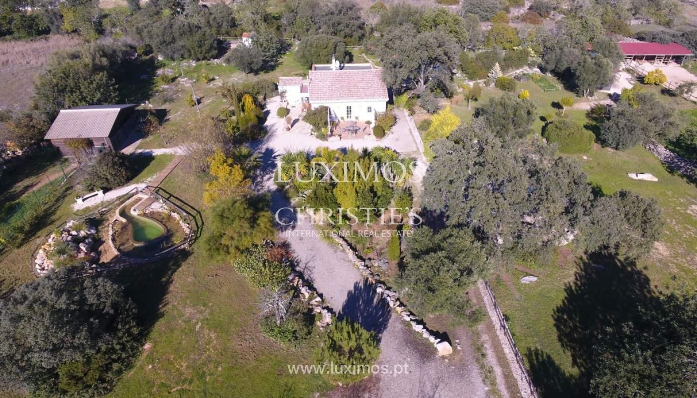 Ferme avec villa et grand terrain, São Brás de Alportel, Algarve_158957
