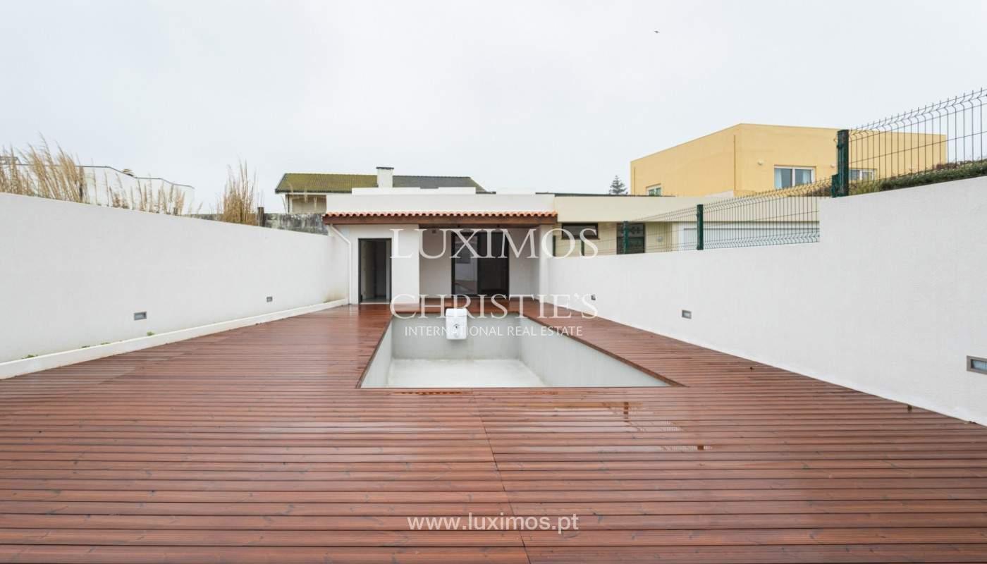 Venta de Casa con piscina, en 1ª línea de mar, Vila Nova de Gaia, Portugal_158983