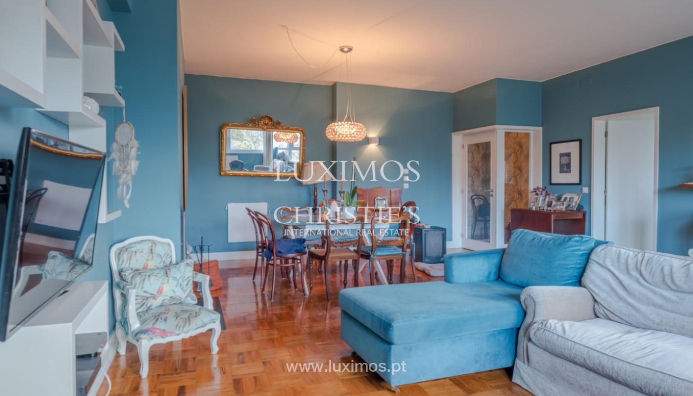 Sale of apartment near the river, in Lordelo do Ouro, Porto, Portugal_159007