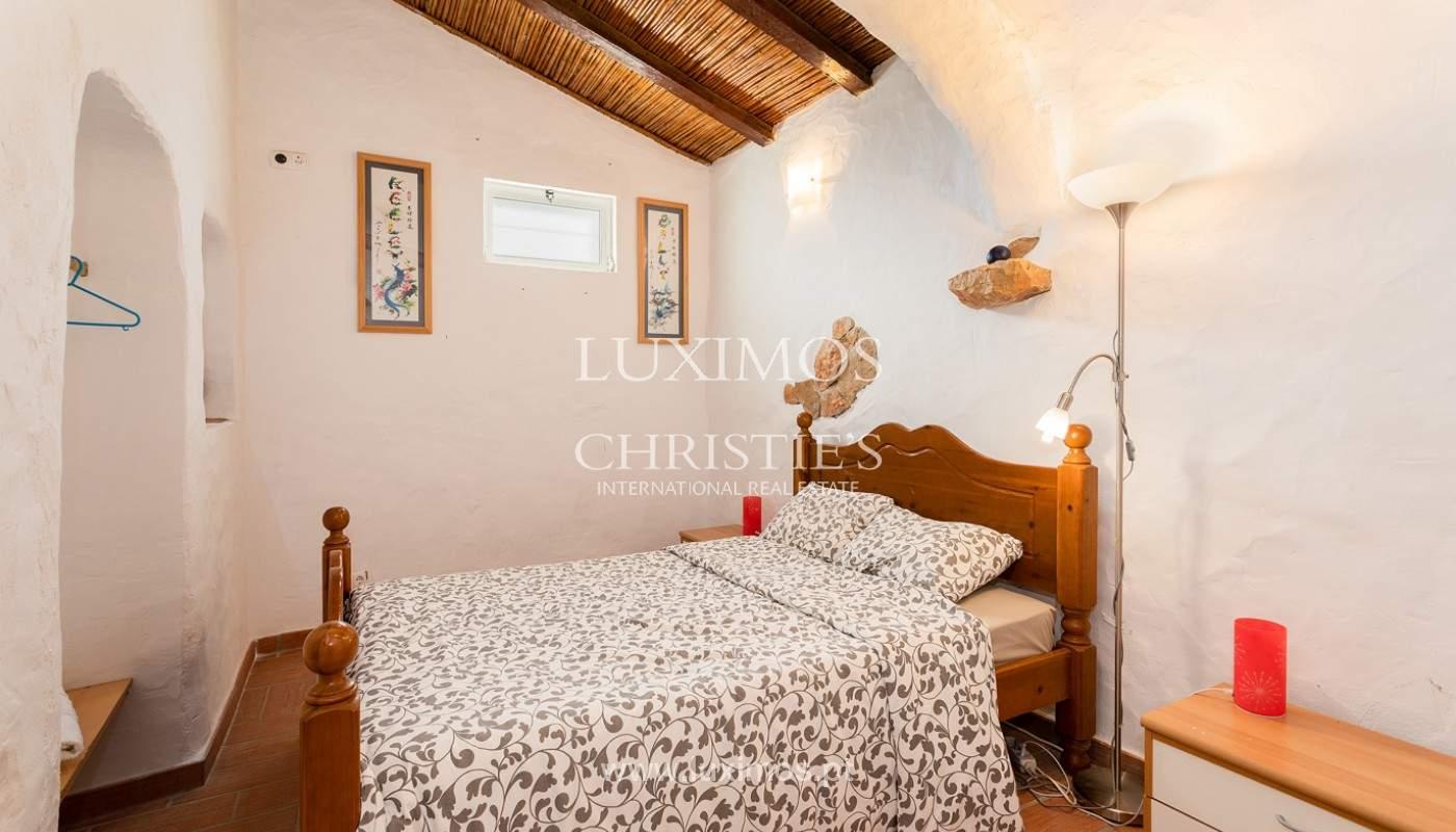 Moradia rústica com piscina e vista serra, Estói, Faro, Algarve_159137