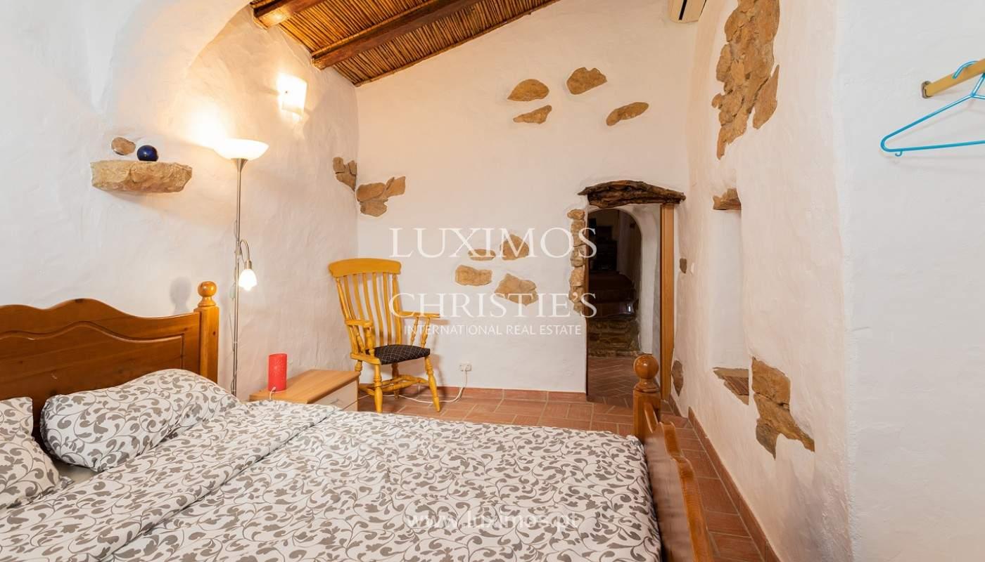Moradia rústica com piscina e vista serra, Estói, Faro, Algarve_159138