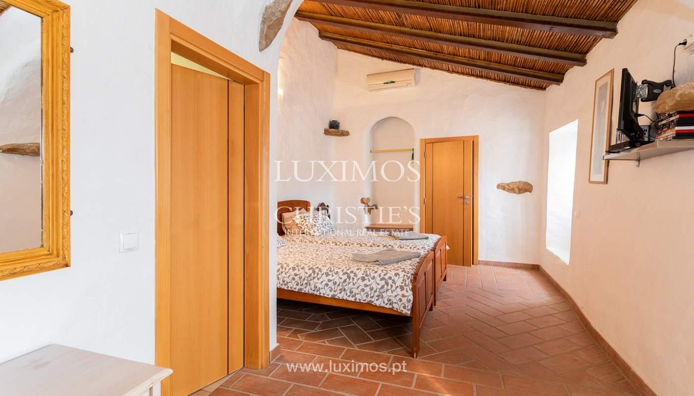Moradia rústica com piscina e vista serra, Estói, Faro, Algarve_159140