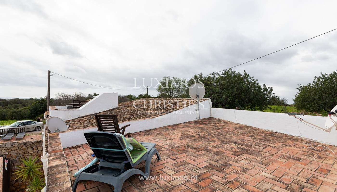 Moradia rústica com piscina e vista serra, Estói, Faro, Algarve_159146