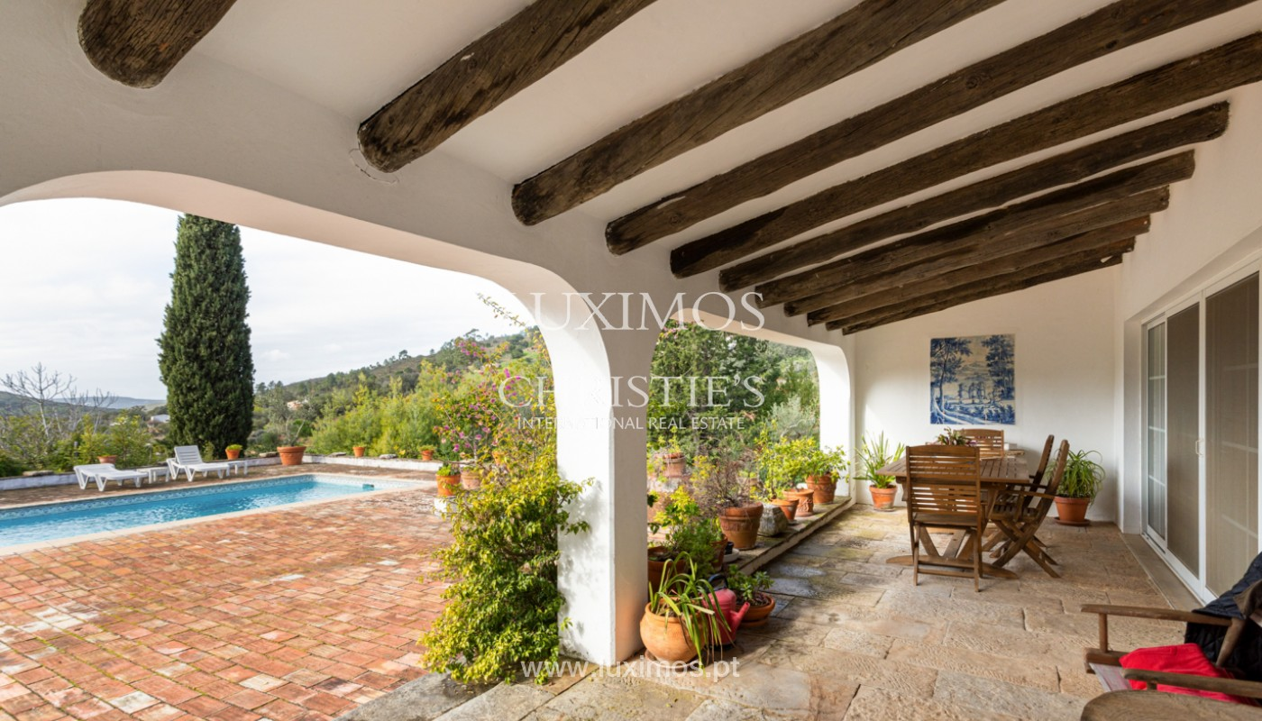 Traditional Farm, with swimming pool and mountain view, São Brás de Alportel, Algarve_159180