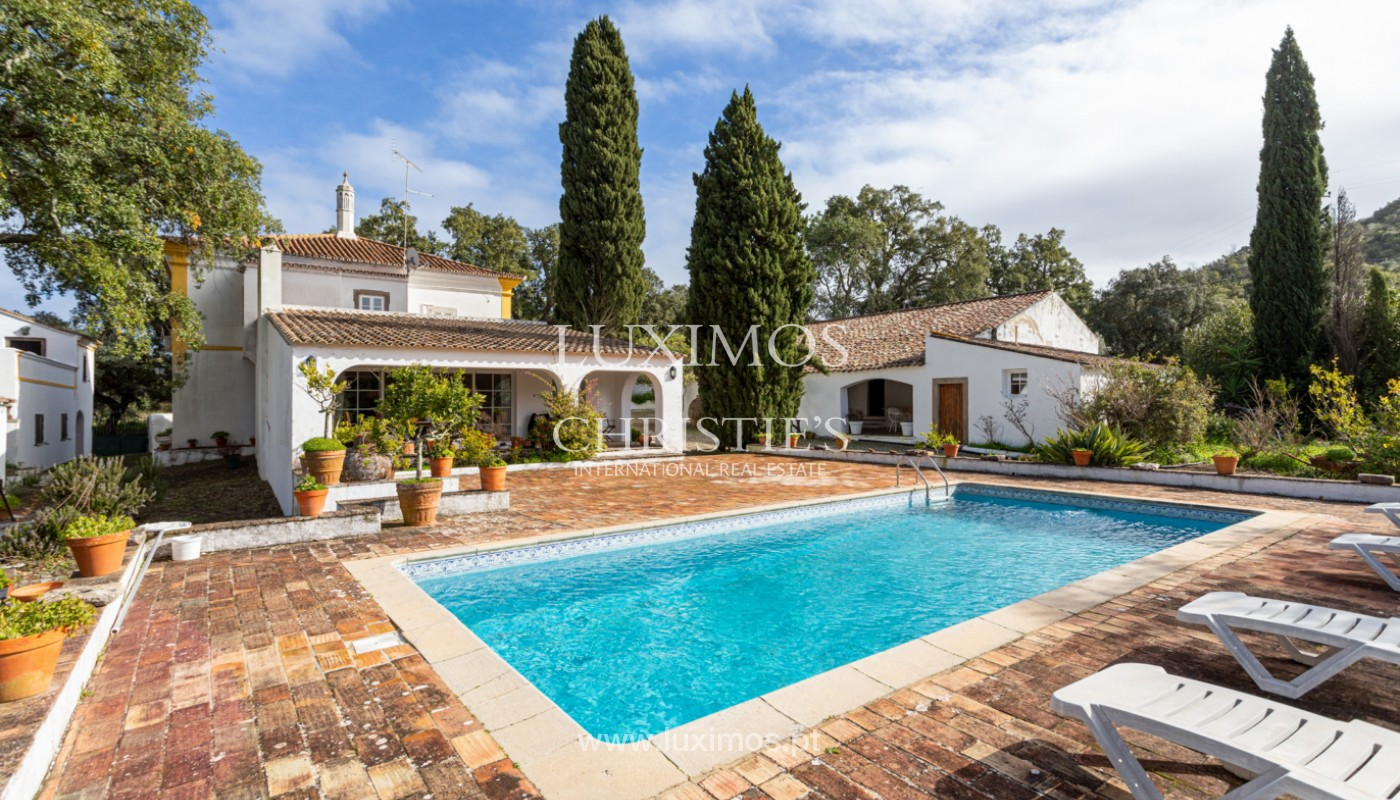 Traditional Farm, with swimming pool and mountain view, São Brás de Alportel, Algarve_159181