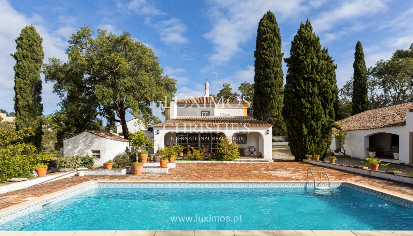 Traditional Farm, with swimming pool and mountain view, São Brás de Alportel, Algarve_159182