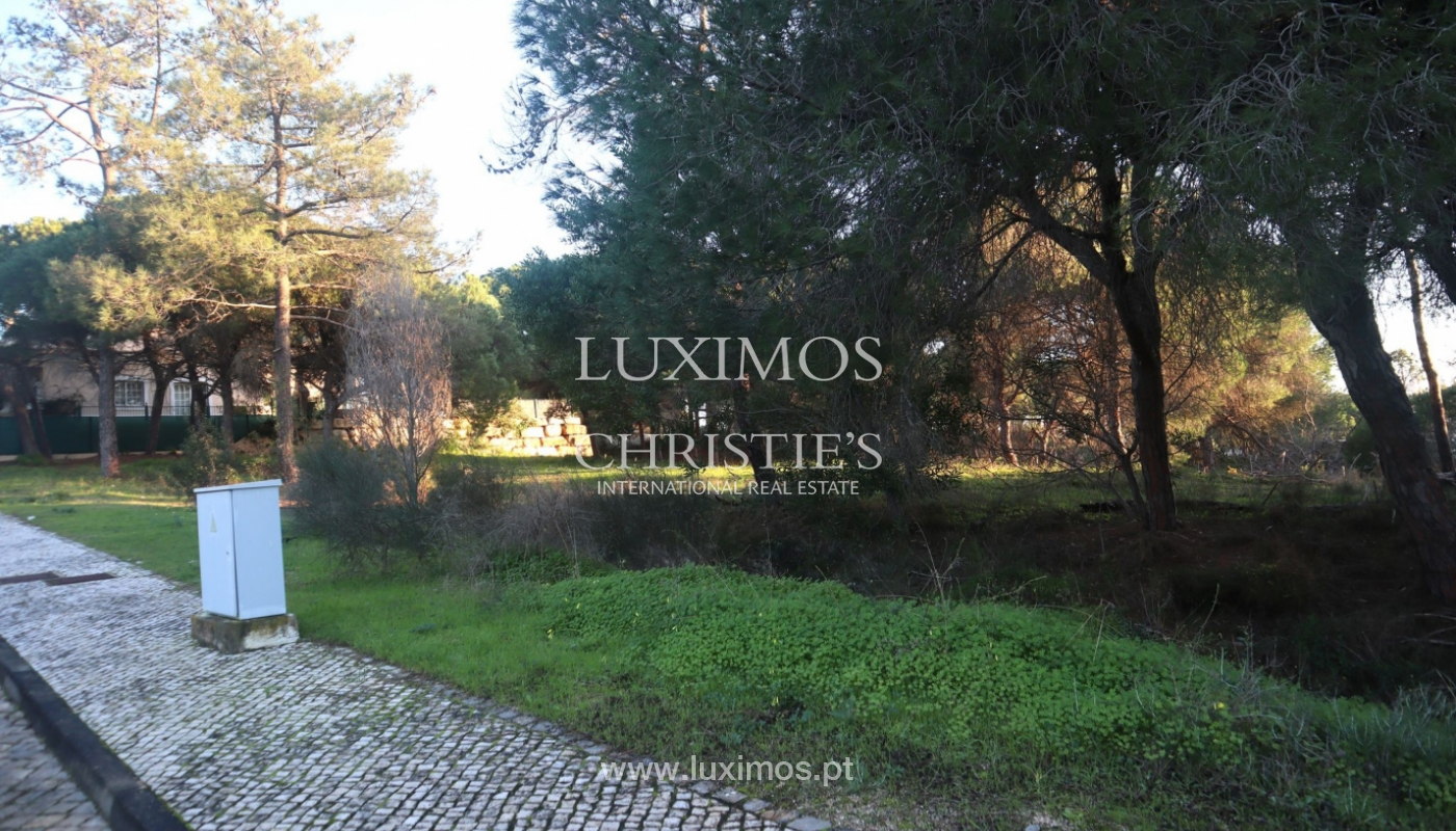 Plot of land with possibility to build a villa, Vale do Lobo, Algarve_159185