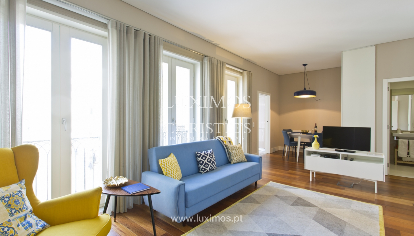 Apartamento com varanda, para venda, no Centro Histórico do Porto_159190
