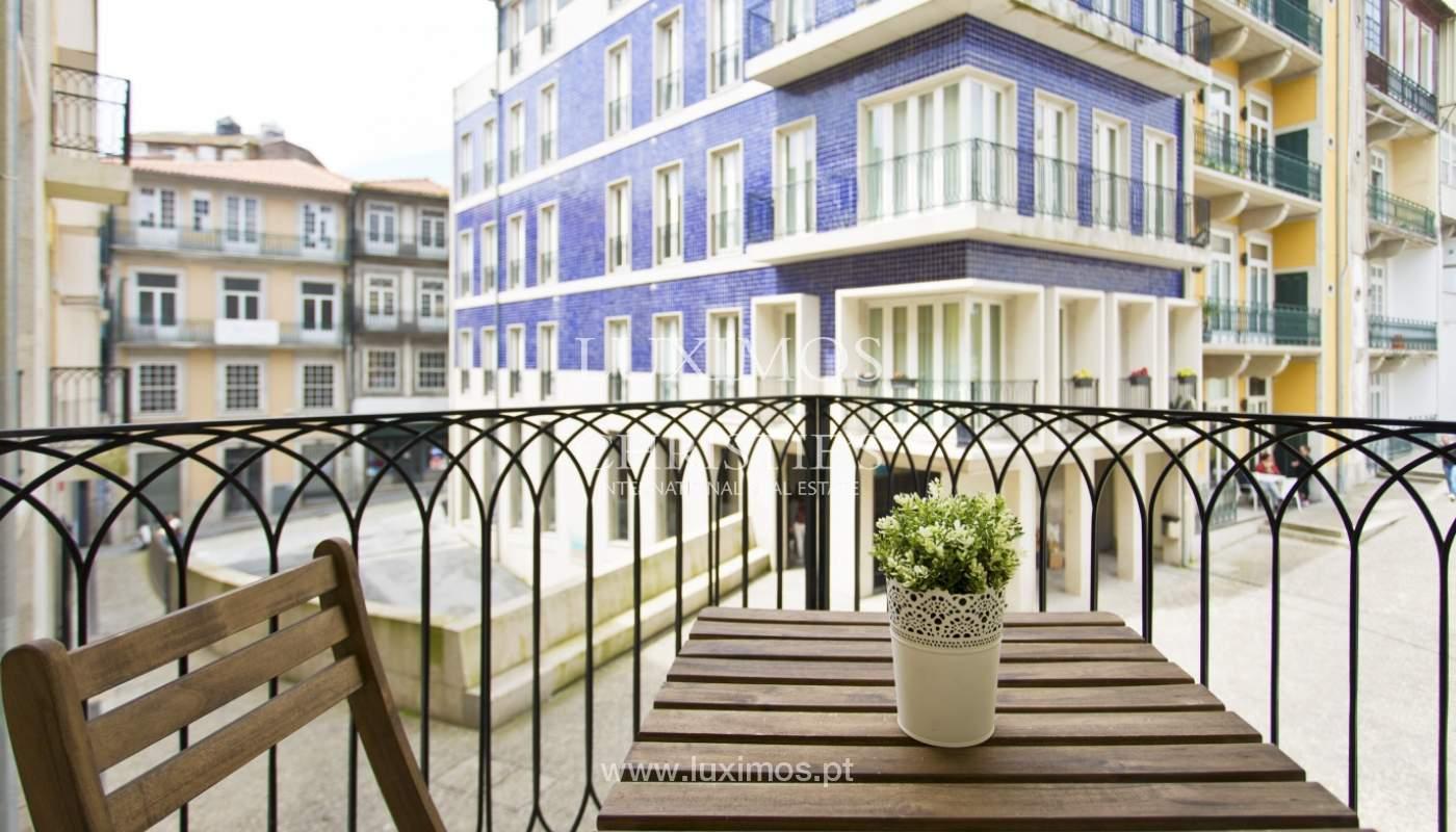 Apartamento com varanda, para venda, no Centro Histórico do Porto_159203