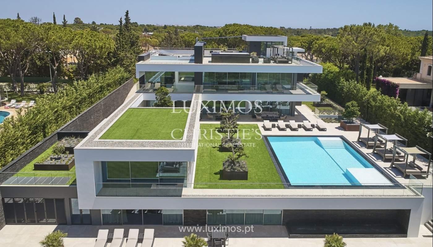 Luxuriöse V8 Villa mit Blick auf die Ria Formosa, Quinta do Lago, Algarve_159240