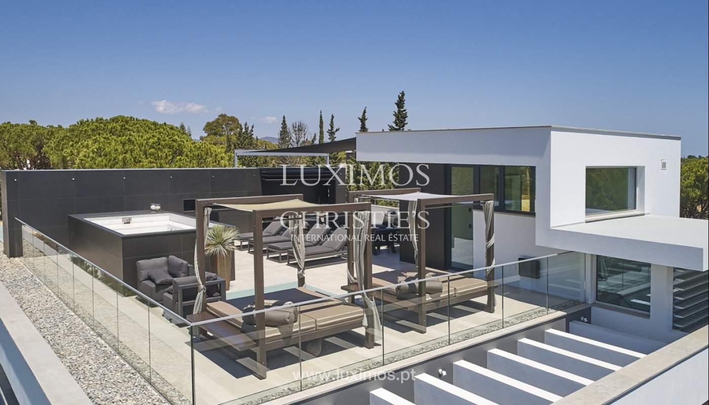 Luxuriöse V8 Villa mit Blick auf die Ria Formosa, Quinta do Lago, Algarve_159247