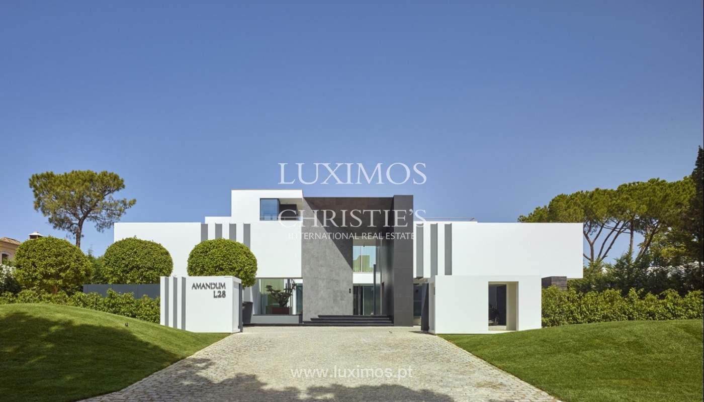 Luxuriöse V8 Villa mit Blick auf die Ria Formosa, Quinta do Lago, Algarve_159303
