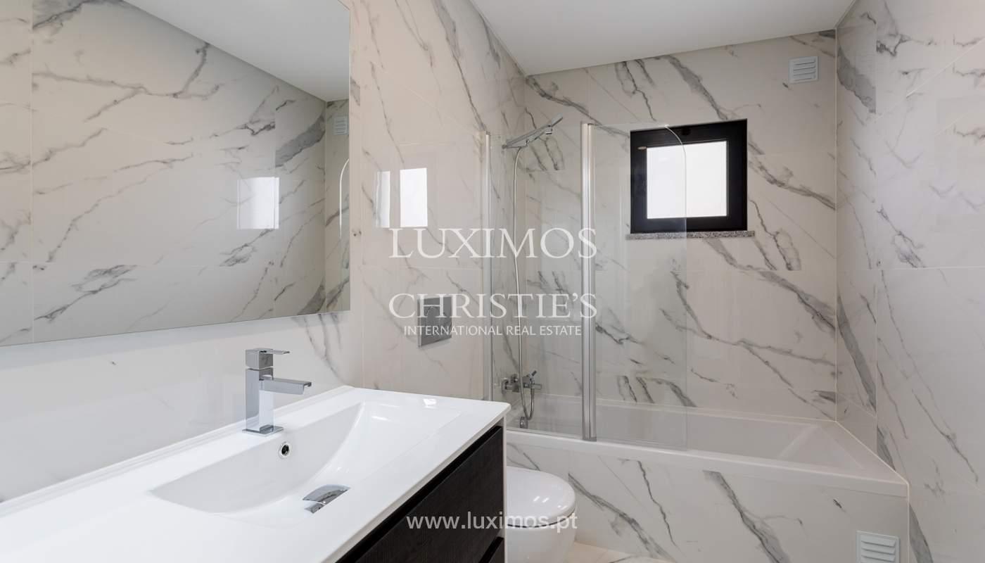Modernes 4-Zimmer-Apartment, mit teilweisem Blick auf die Ria Formosa, Faro, Algarve_159446