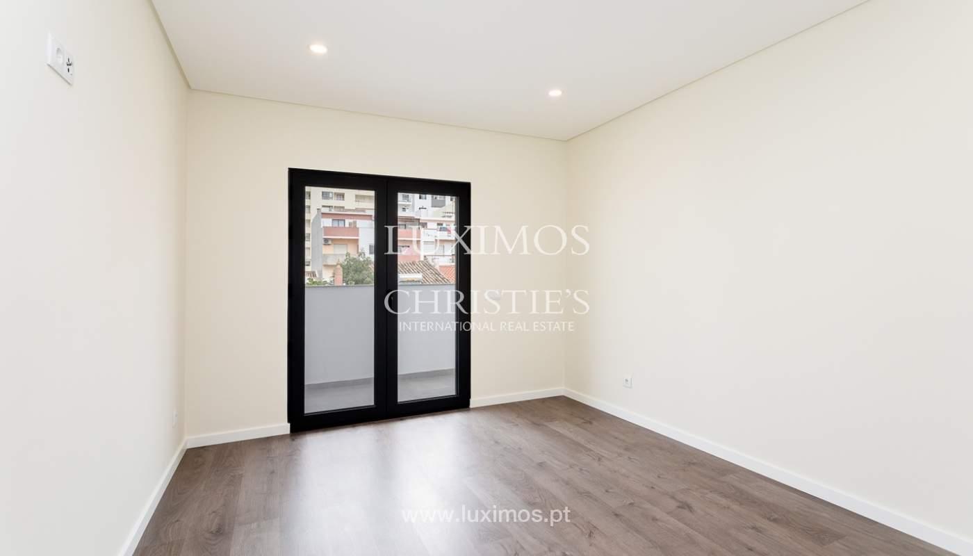 Modernes 4-Zimmer-Apartment, mit teilweisem Blick auf die Ria Formosa, Faro, Algarve_159451