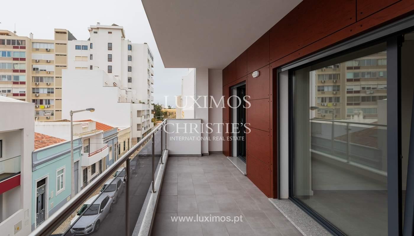 Modernes 4-Zimmer-Apartment, mit teilweisem Blick auf die Ria Formosa, Faro, Algarve_159452