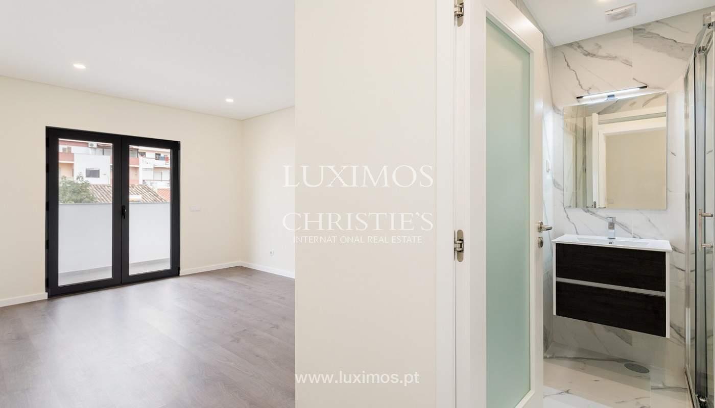 Modernes 4-Zimmer-Apartment, mit teilweisem Blick auf die Ria Formosa, Faro, Algarve_159468