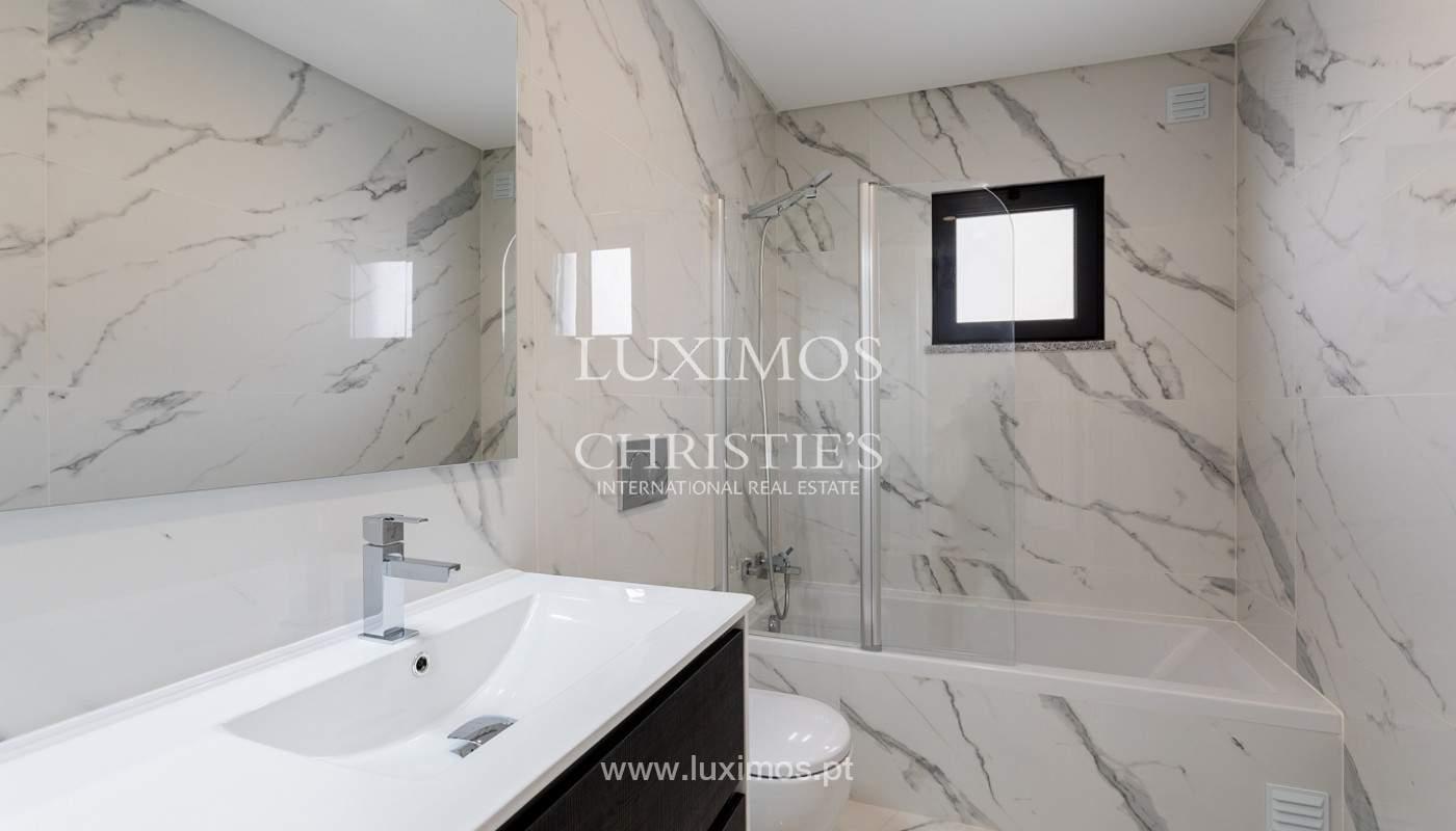 Modernes 4-Zimmer-Apartment, mit teilweisem Blick auf die Ria Formosa, Faro, Algarve_159472