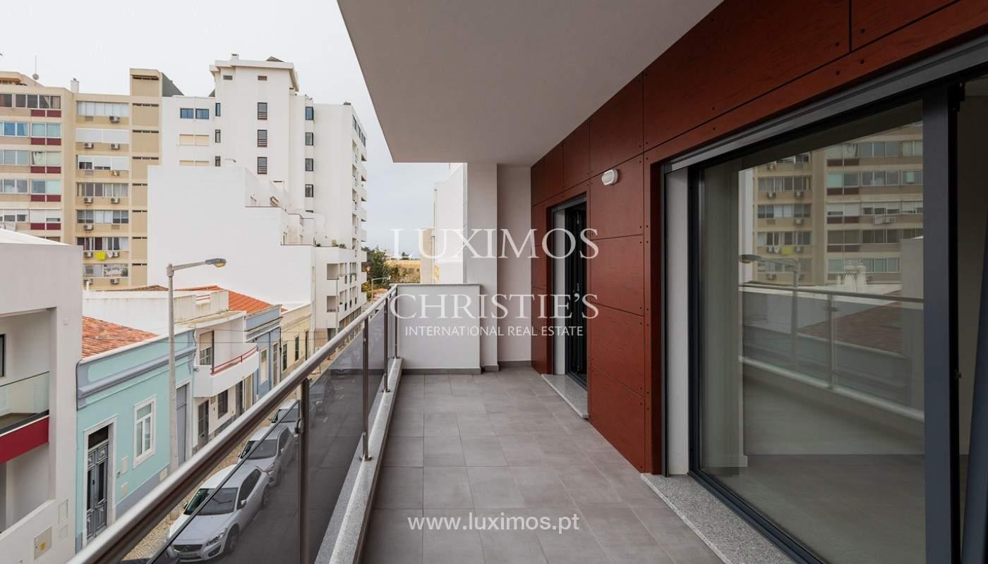 Modernes 4-Zimmer-Apartment, mit teilweisem Blick auf die Ria Formosa, Faro, Algarve_159476