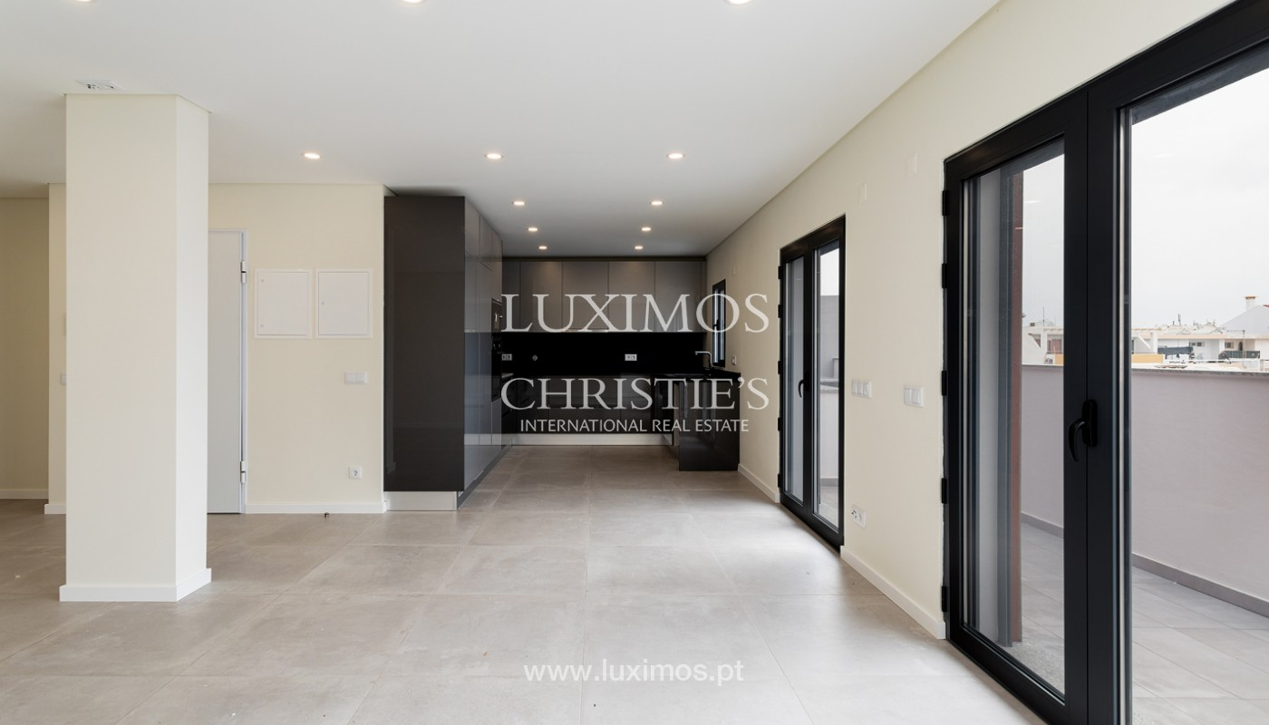 Penthouse T4, with private roof top and view to Ria Formosa, Faro, Algarve_159483