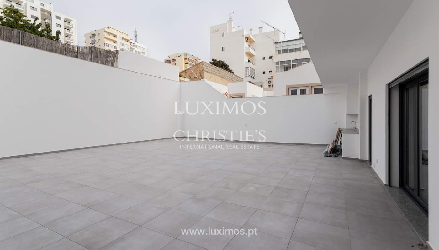 Moderno apartamento de 2 dormitorios con gran terraza, Faro, Algarve_159525