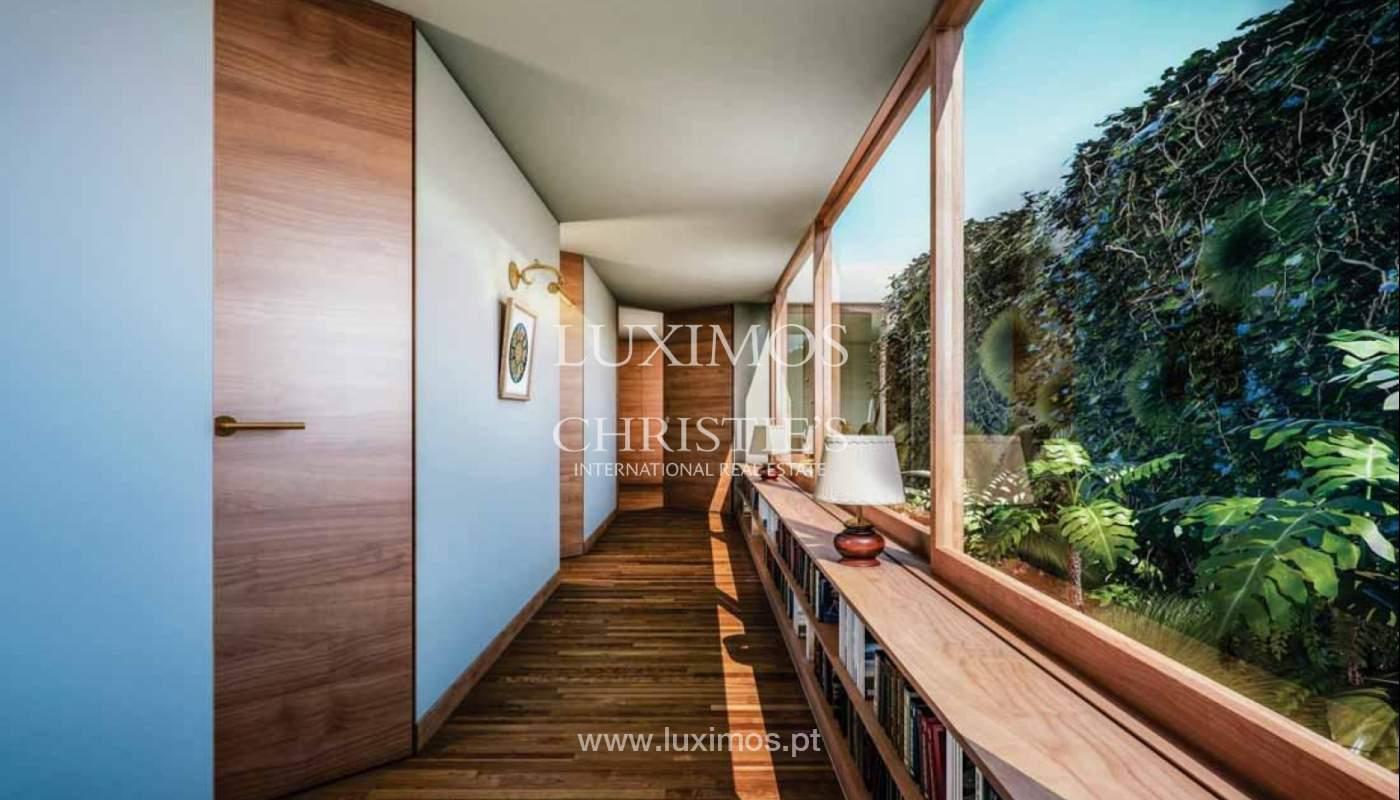 Maison avec piscine et jardin en construction, à vendre, à Foz, Porto, Portugal_159528