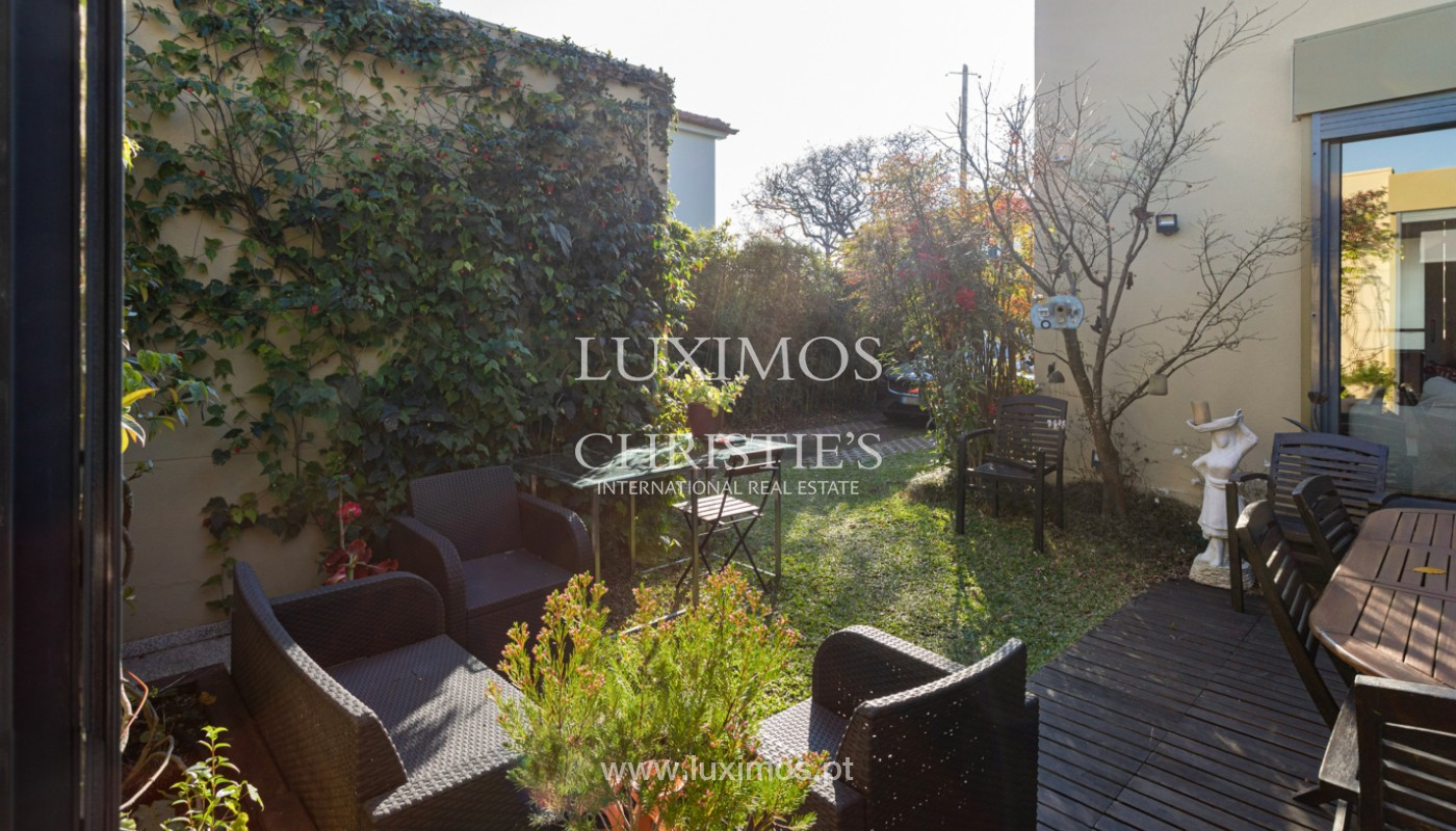 Haus mit Garten, zu verkaufen, in bester Lage der Stadt Porto, Portugal_159533