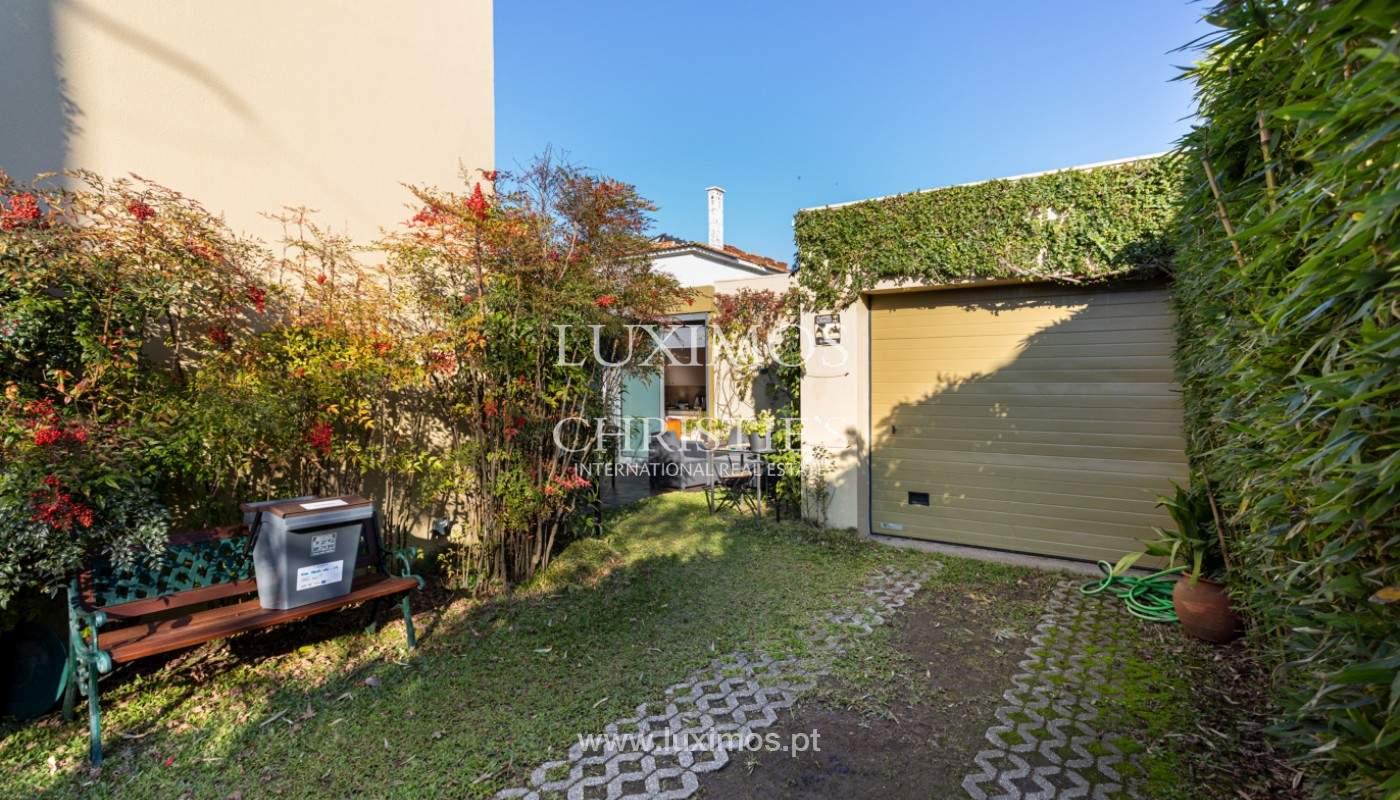 Moradia com jardim, para venda, em zona nobre da cidade do Porto_159534