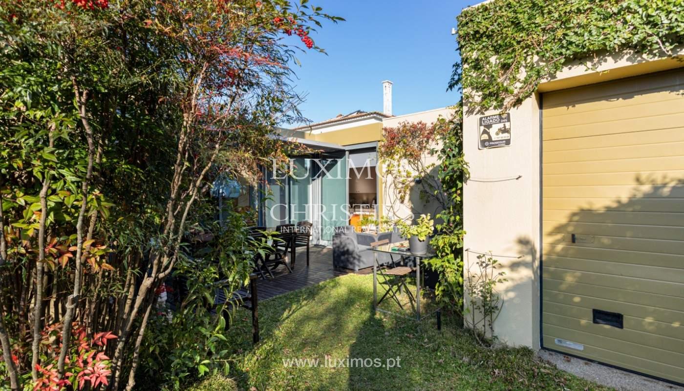 Moradia com jardim, para venda, em zona nobre da cidade do Porto_159535