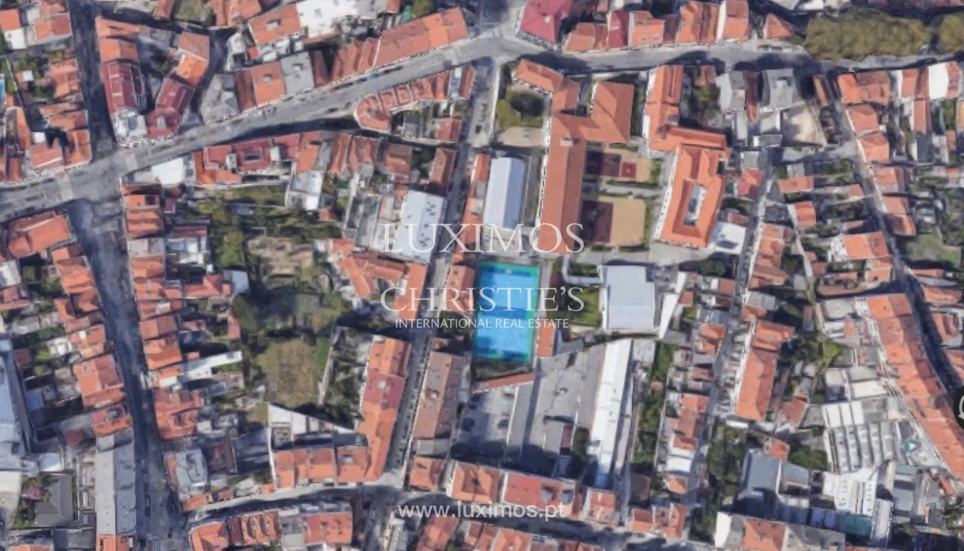 Land with approved project, for sale, in the center of Porto, Portugal_159558