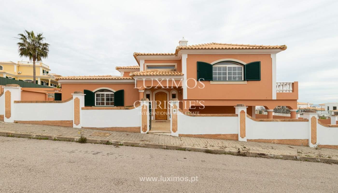Villa with 3 Bedrooms, with sea view, Praia da Luz, Lagos, Algarve_159669